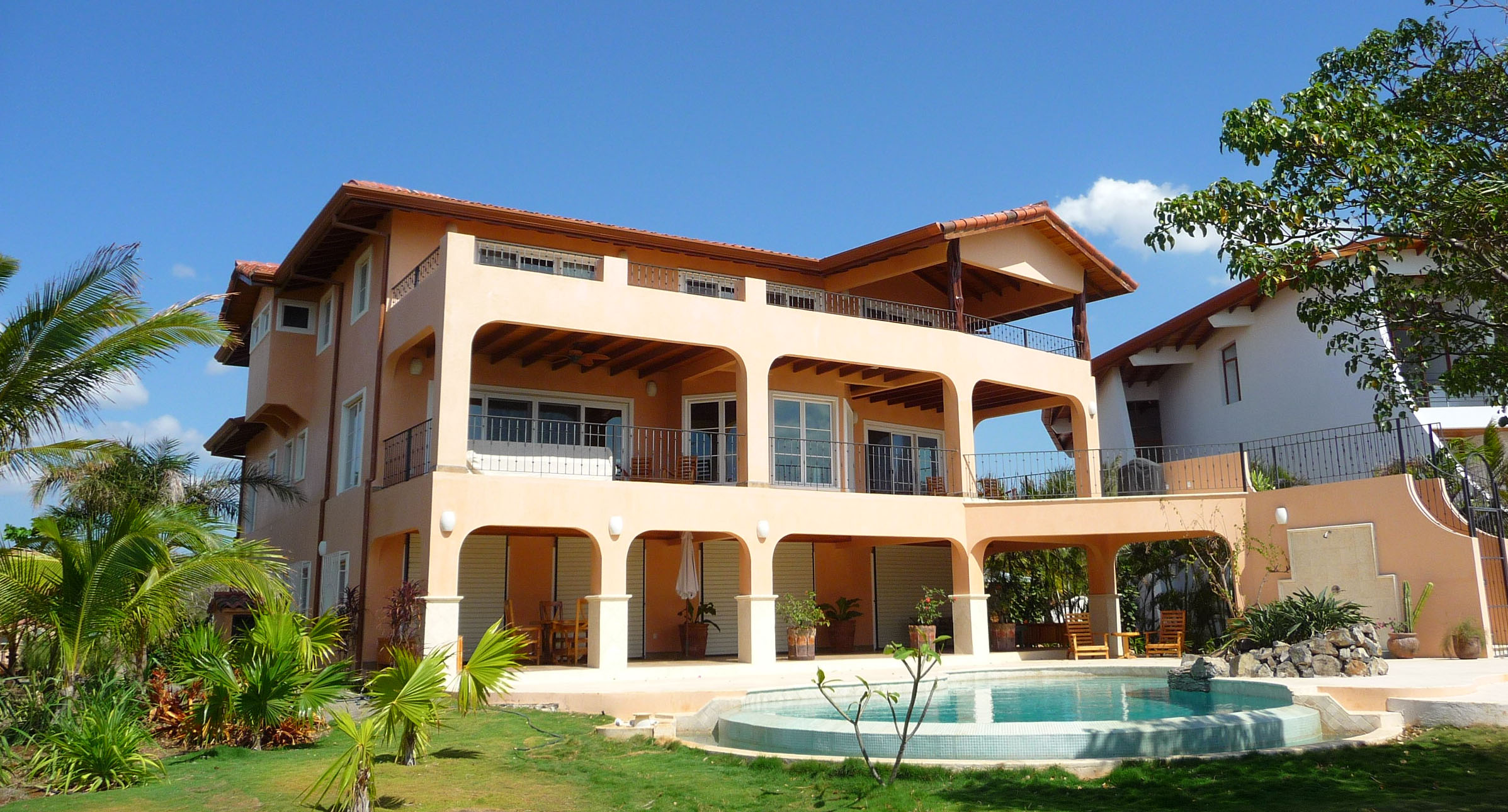 Playa negra guanacaste home builder by liscensed for Costa rica vacation homes